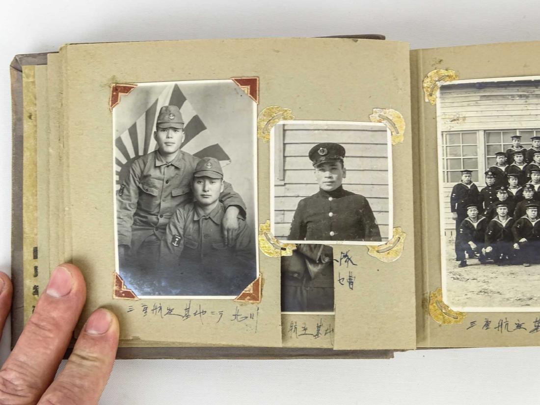 Japanese WWII Photograph Album - 8