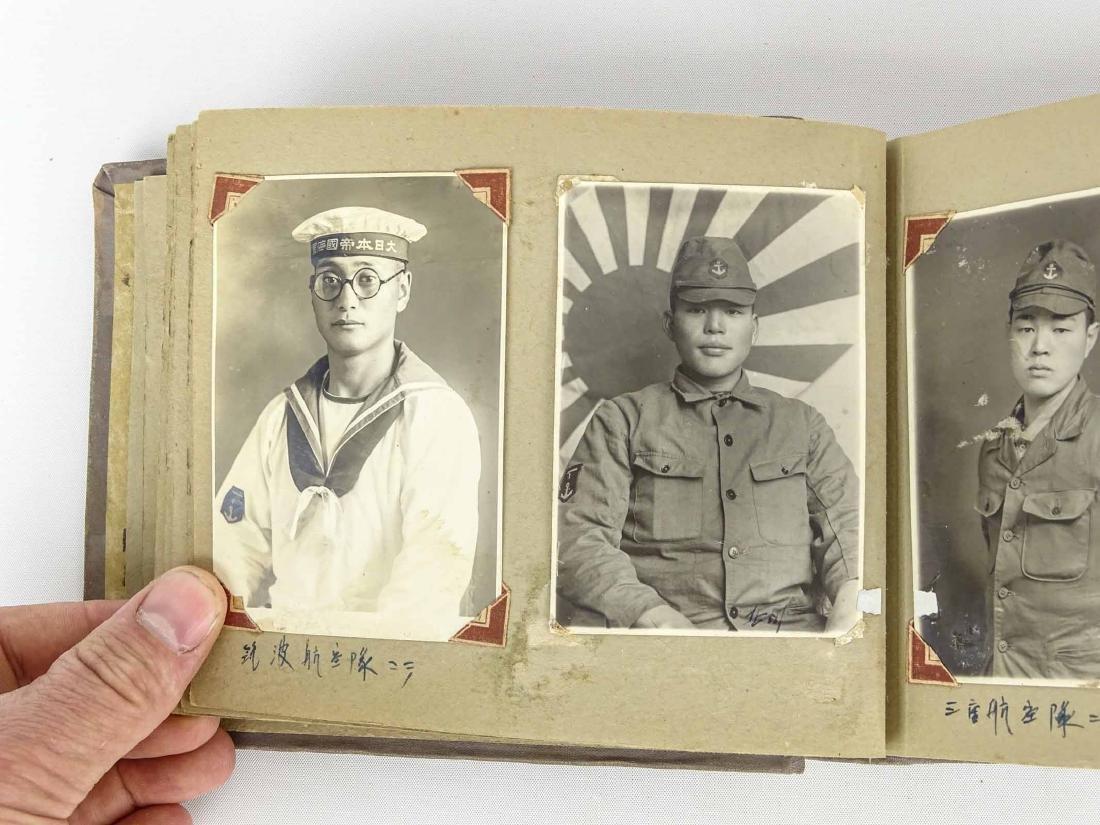Japanese WWII Photograph Album - 9
