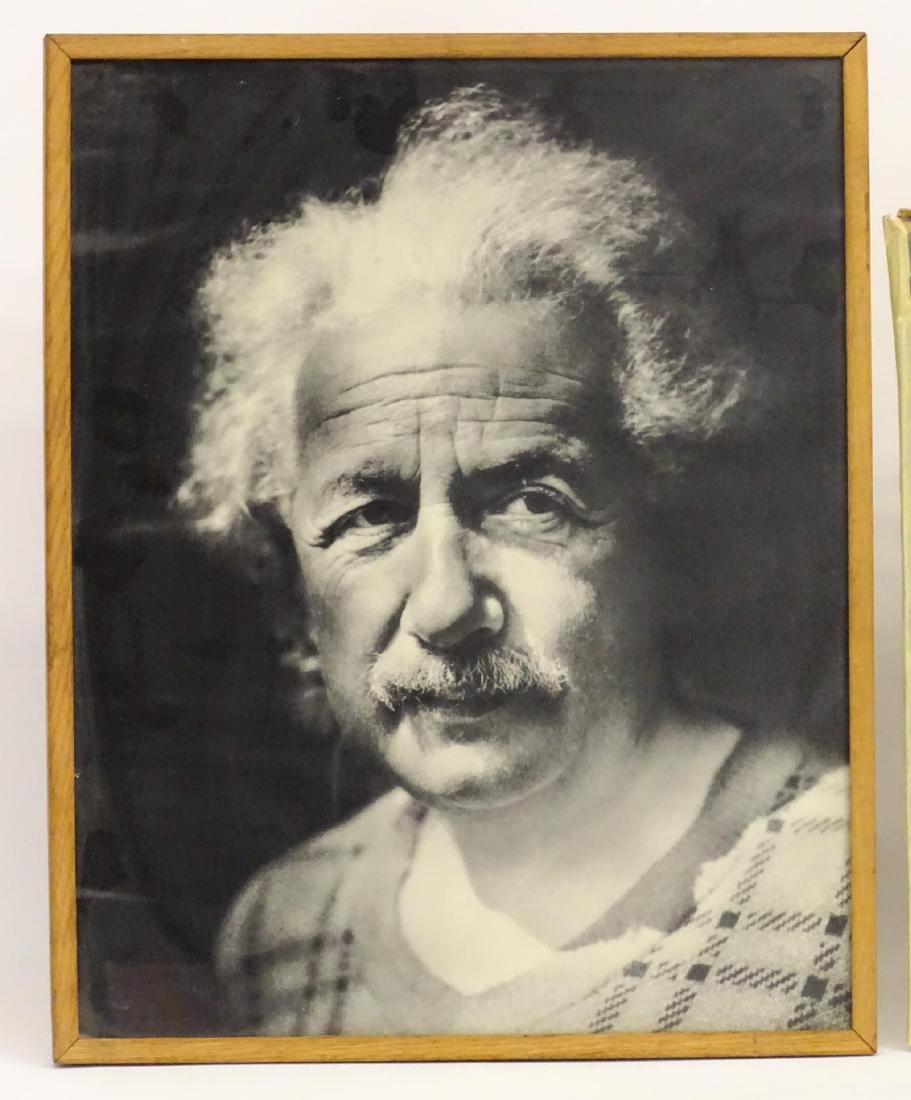 Photograph Lot Of Einstein, Edison & Firestone - 2