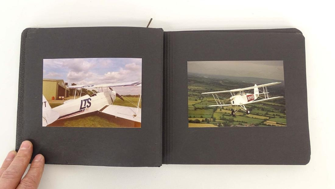 Airplane Photograph Album