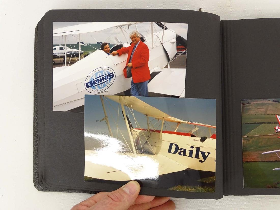 Airplane Photograph Album - 6