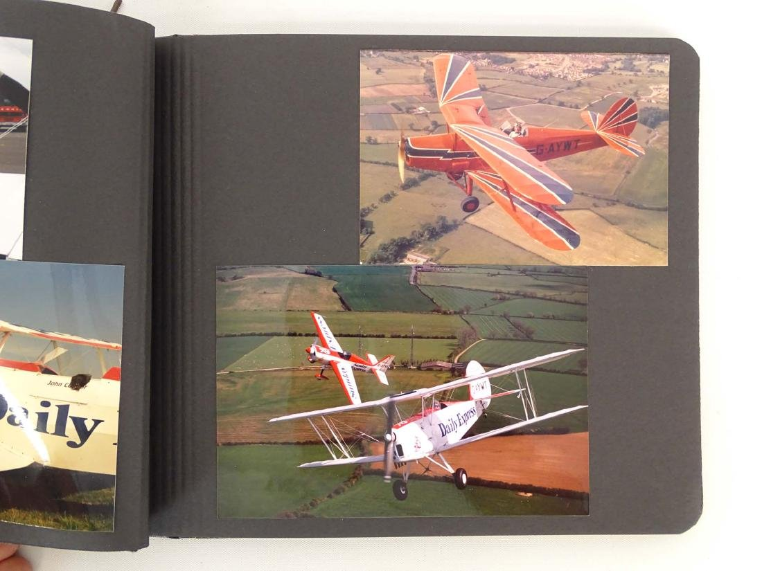 Airplane Photograph Album - 7