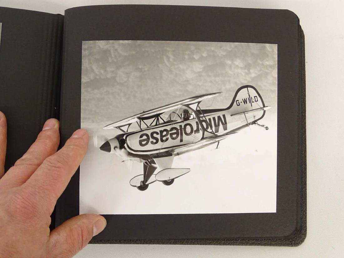 Airplane Photograph Album - 9