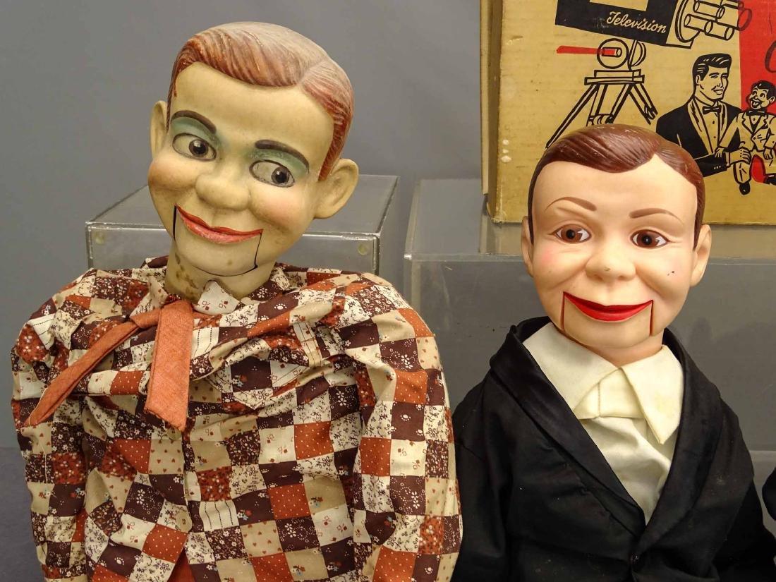 Marionette & Ventriloquist Lot - 5