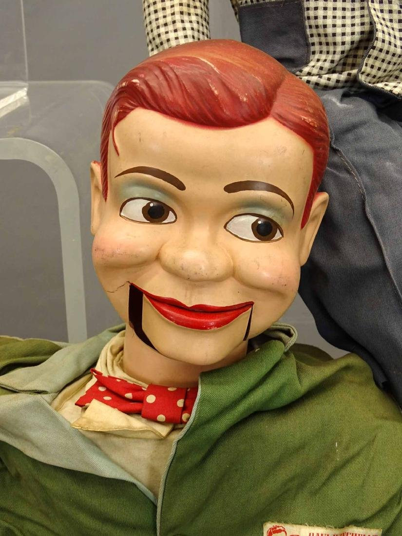 Marionette & Ventriloquist Lot - 7