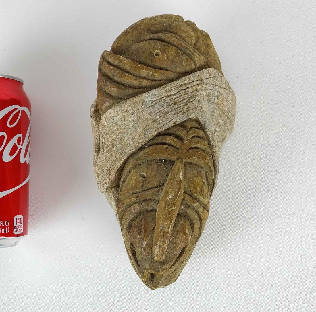 Native American Stone Sculpture