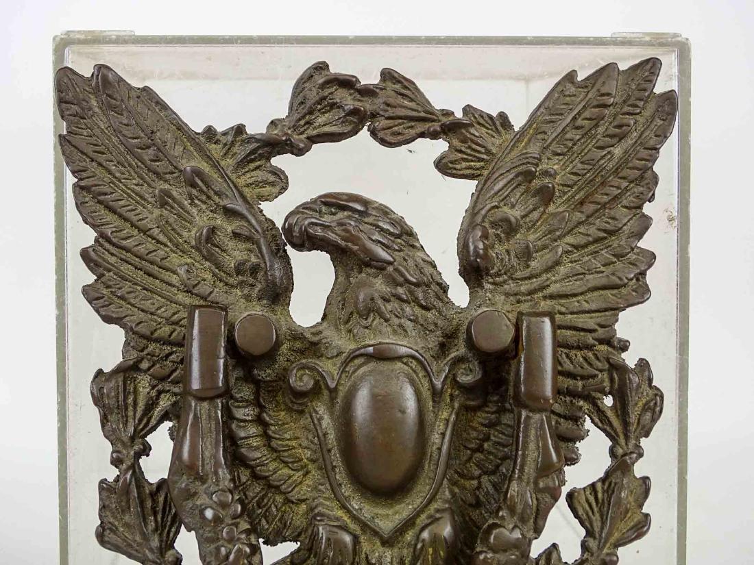 Bronze Eagle Door Knocker - 2