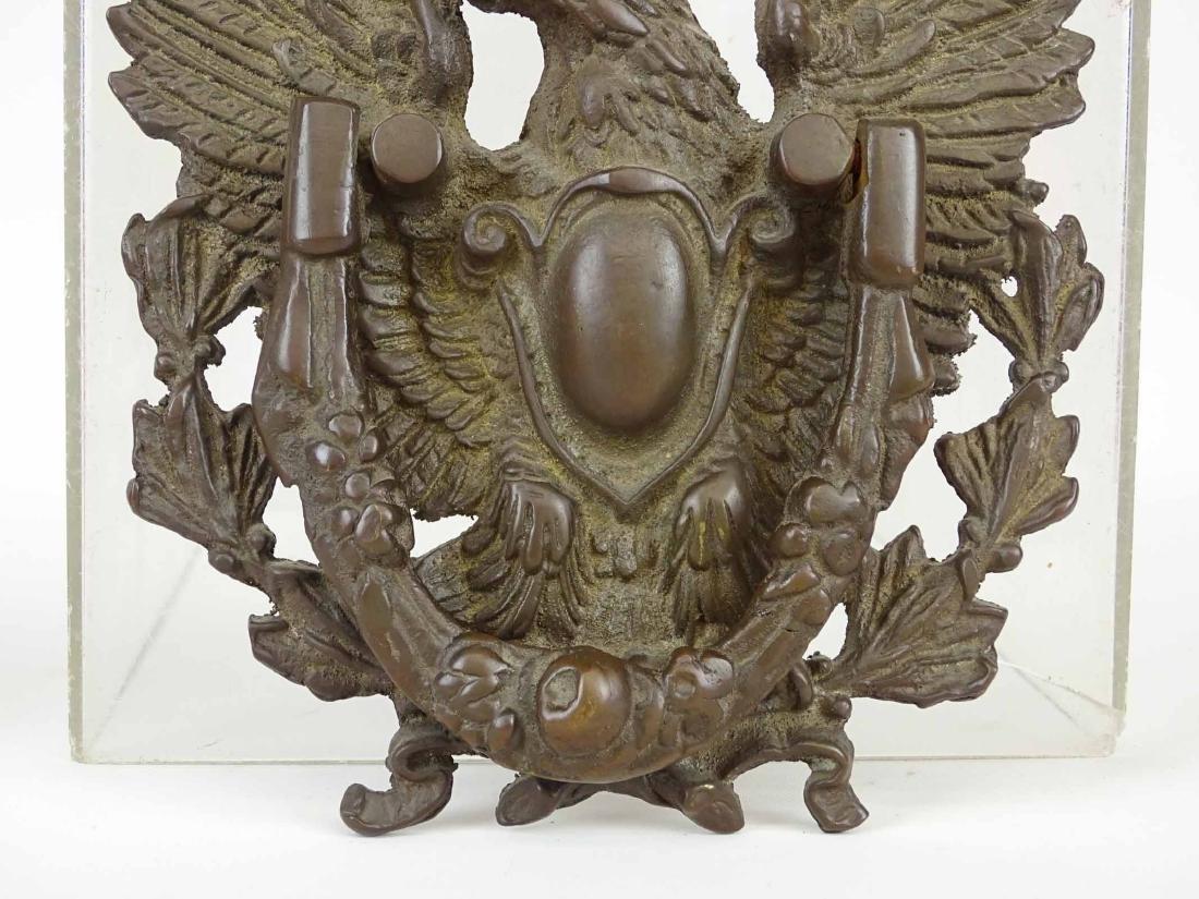 Bronze Eagle Door Knocker - 3