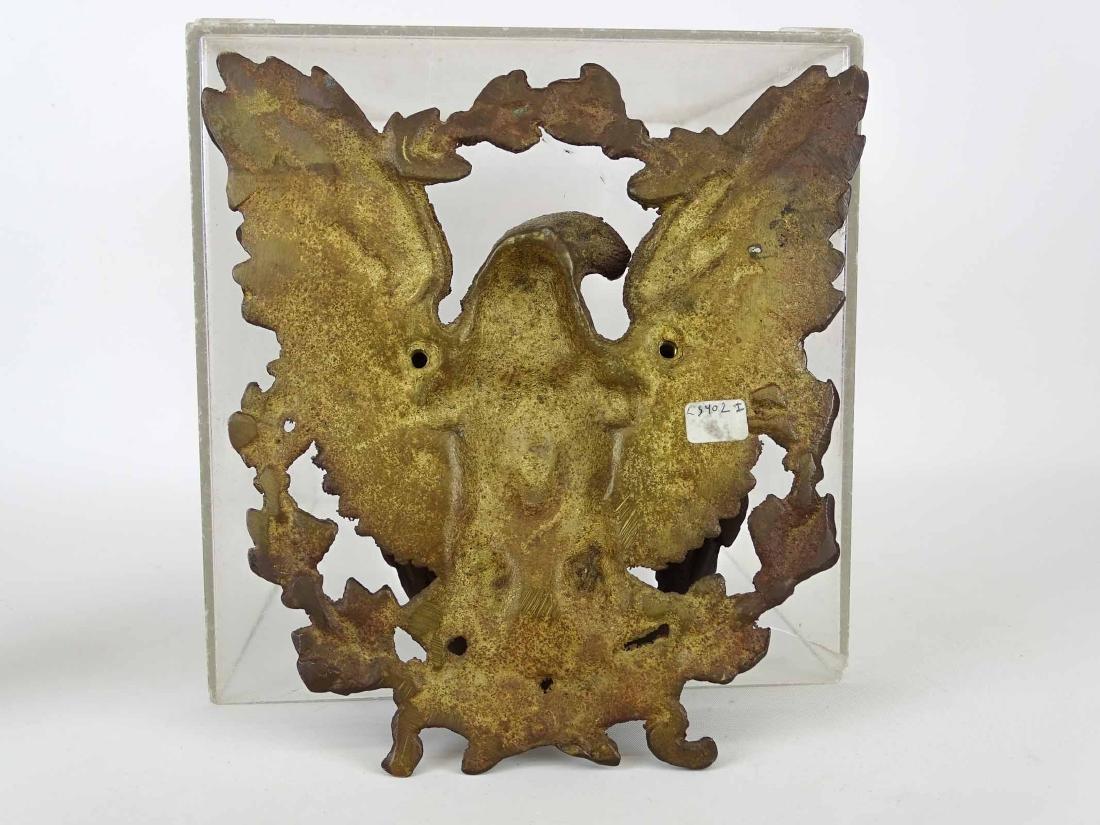 Bronze Eagle Door Knocker - 4