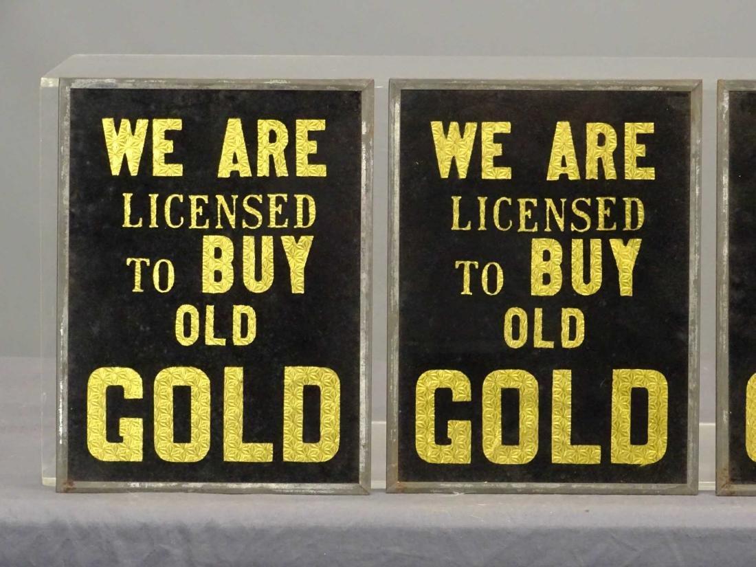 Trade Signs - 2