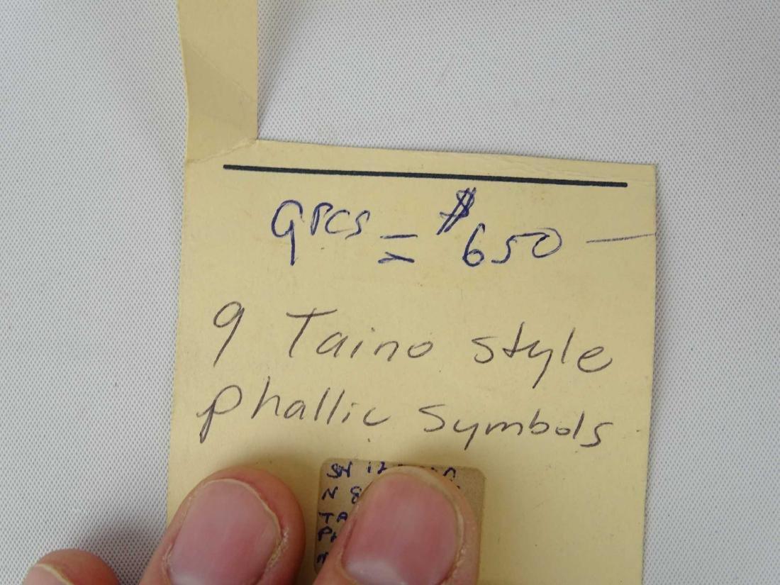 Ethnic Phallic Symbols Lot - 6