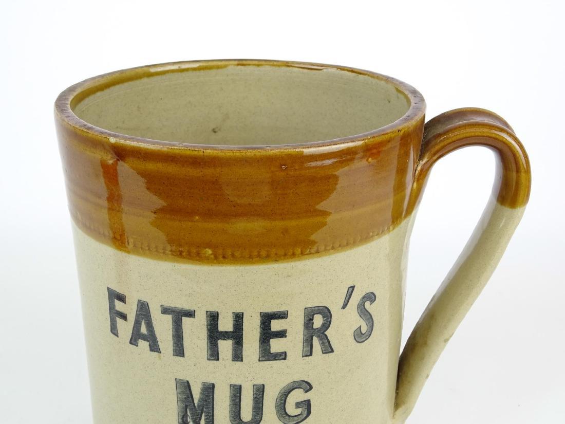 "Early Mug ""FATHERS MUG"" - 2"