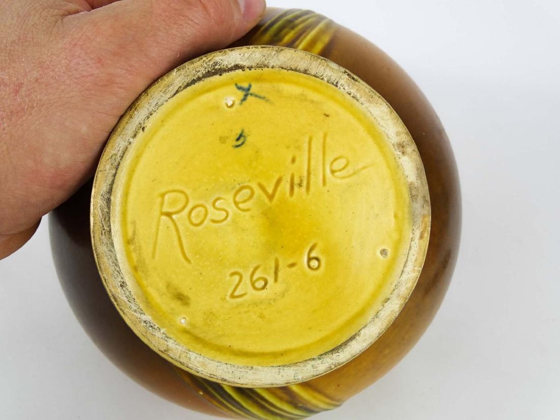 Roseville Planter - 4