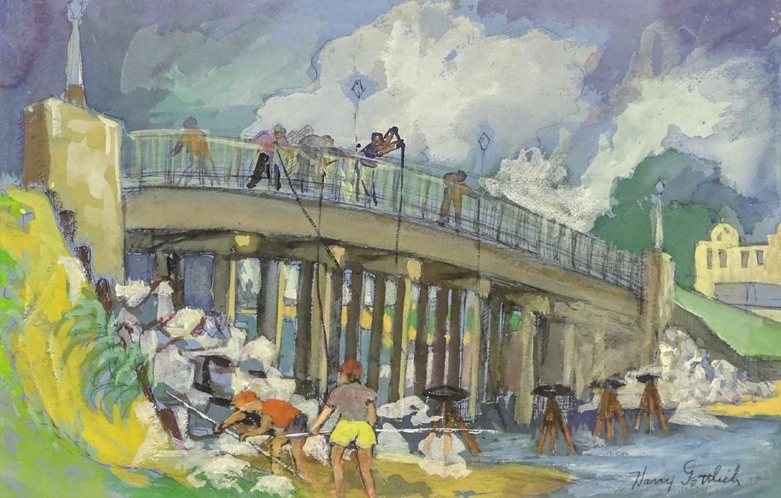 Harry Gottlieb (1895-1933) - 2