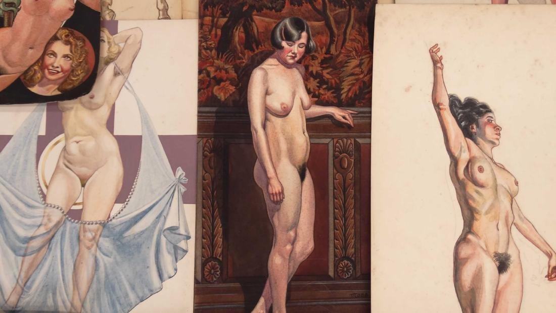 H. Cobb, Collection Of Original Illustrations - 10