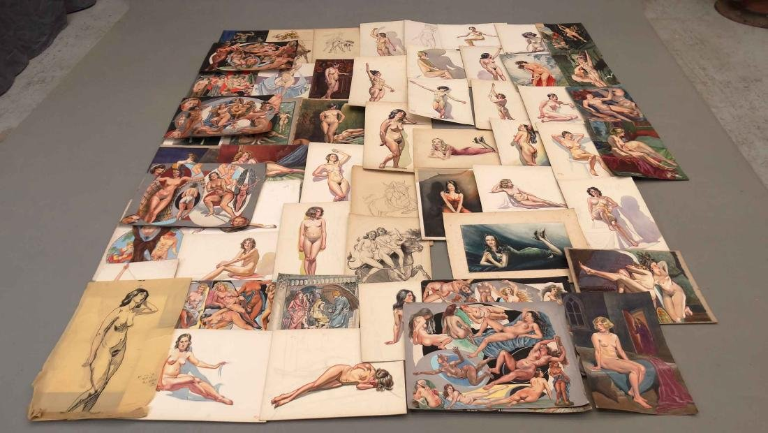 H. Cobb, Collection Of Original Illustrations