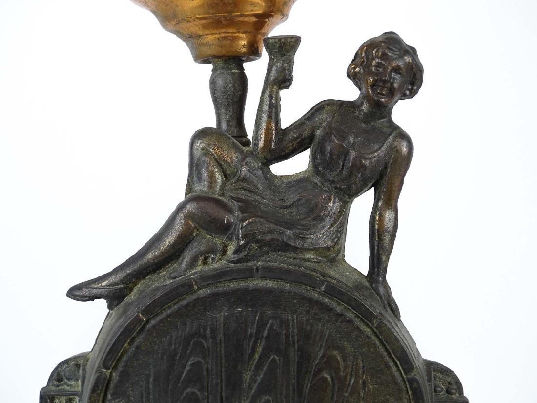 Rare Prohibition Repeal Table Lamp - 3