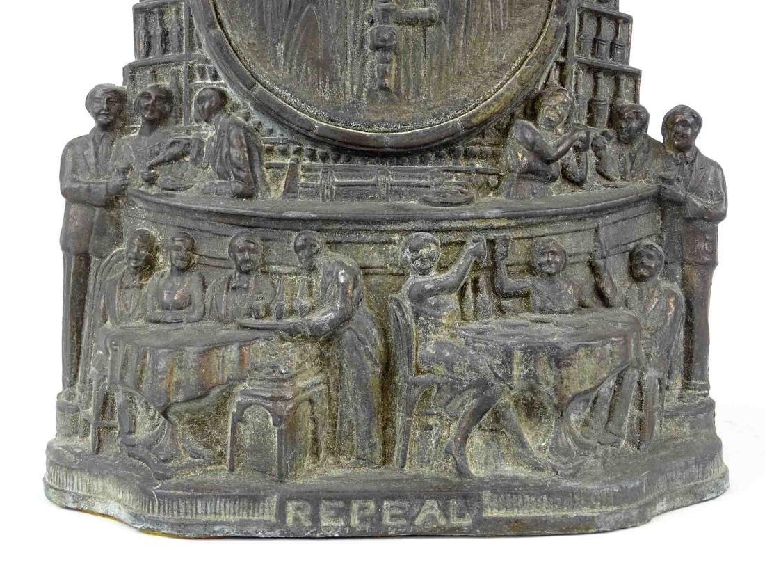 Rare Prohibition Repeal Table Lamp - 5