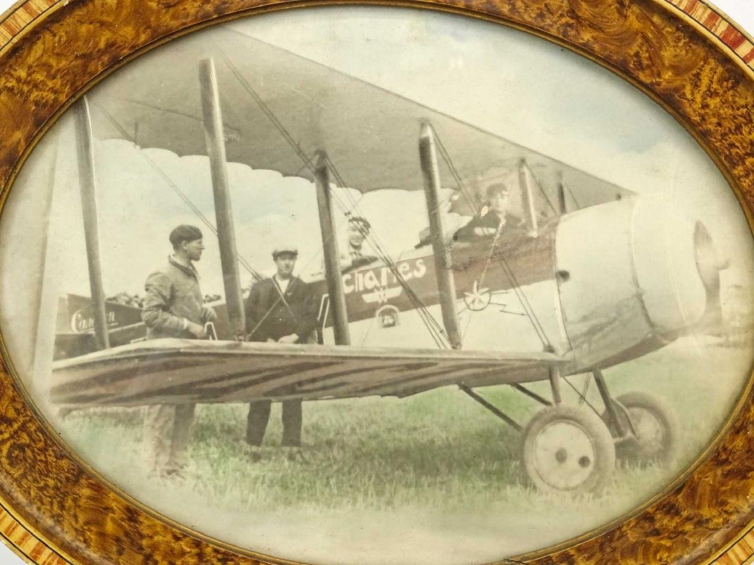 Early Airplane Photograph - 2