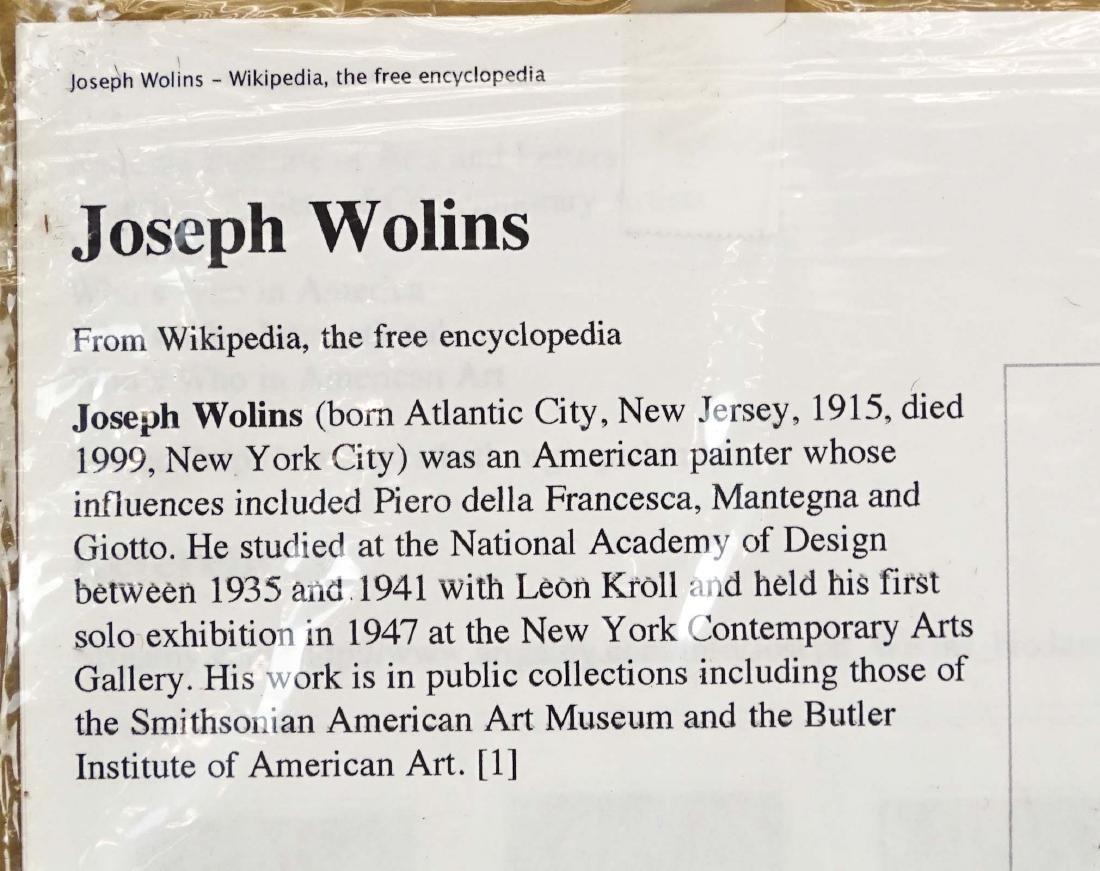 Joseph Wolins (1915-1999) - 7
