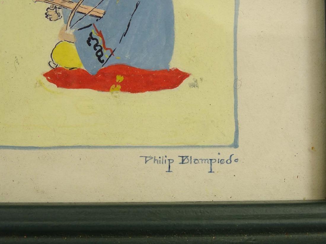 Philip Blampiede (20th Century) - 5