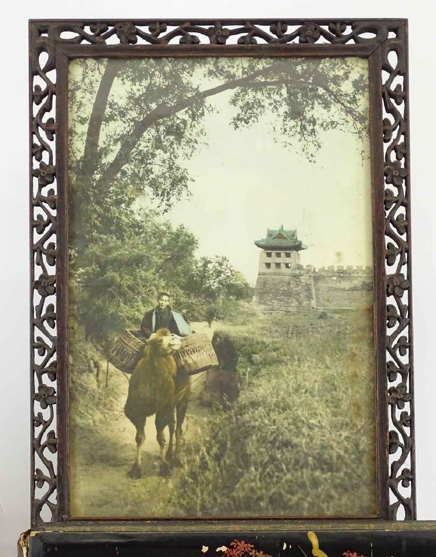 Early Asian Hand Colored Photographs - 2