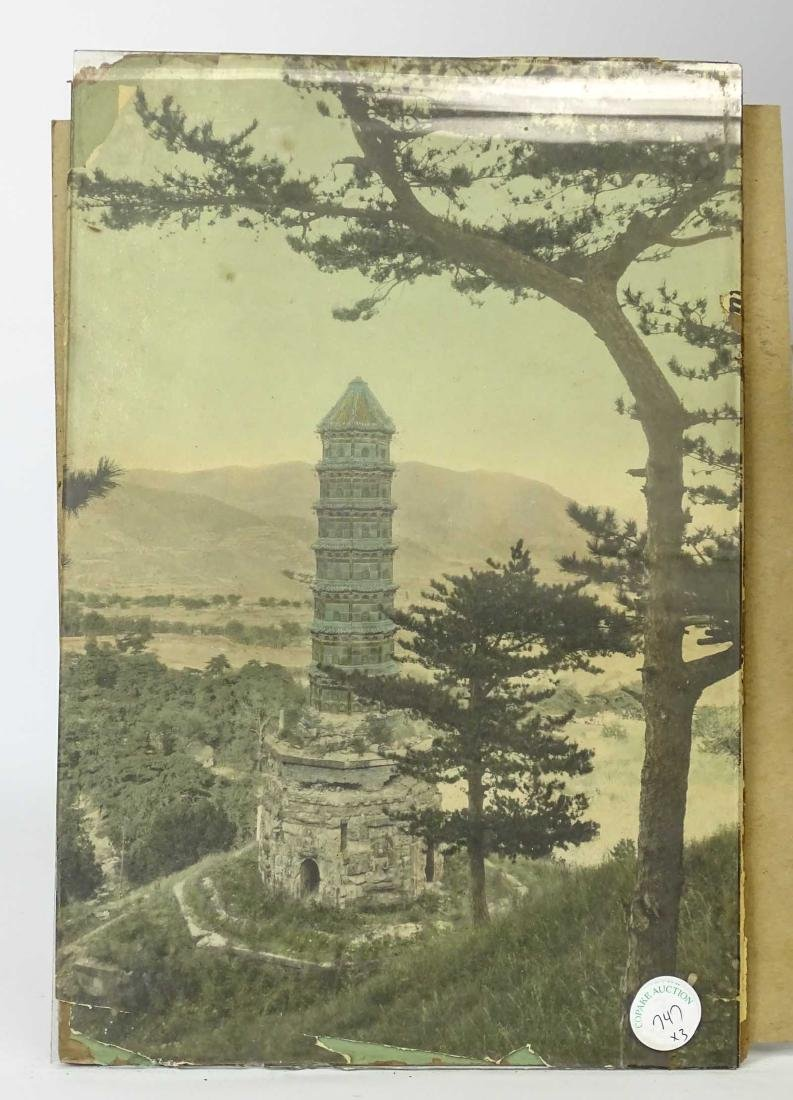 Early Asian Hand Colored Photographs - 3