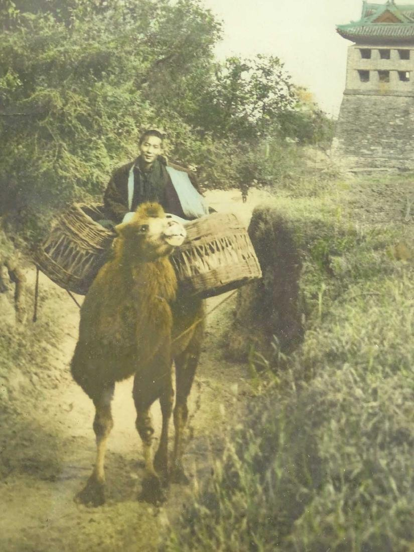 Early Asian Hand Colored Photographs - 5
