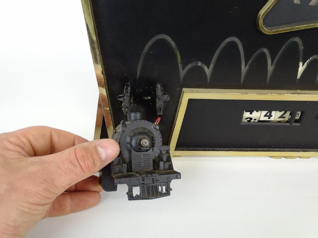 M-W Clock - 2