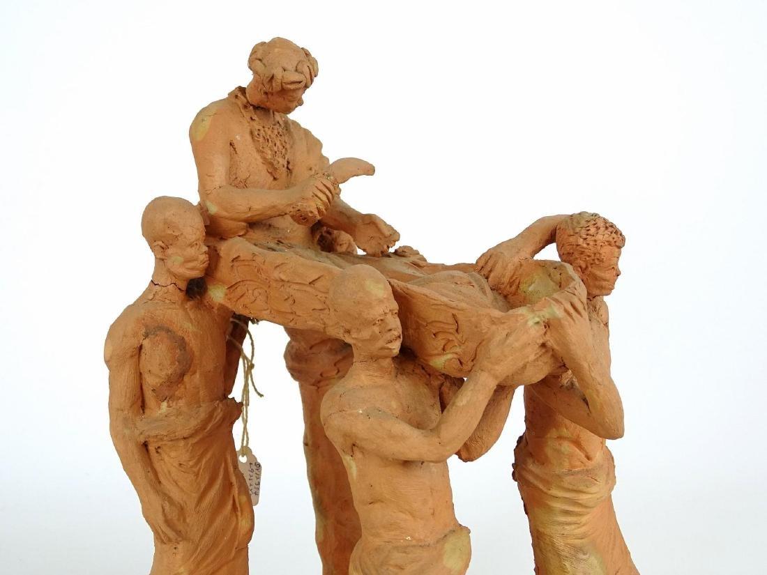 Terracotta Sculpture - 2
