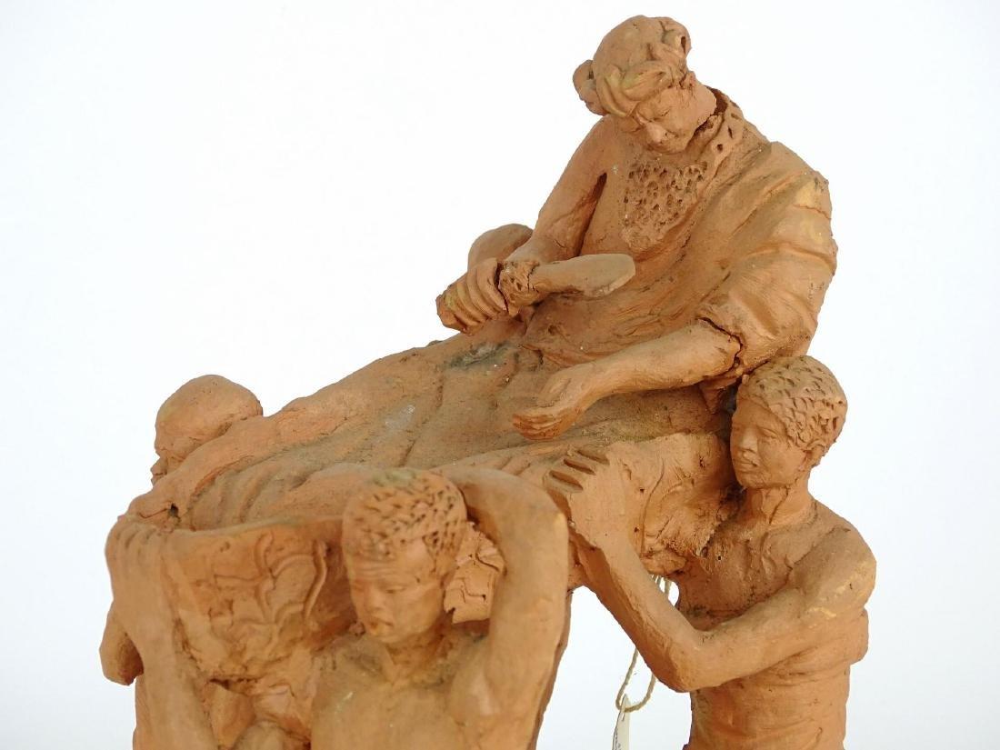 Terracotta Sculpture - 3