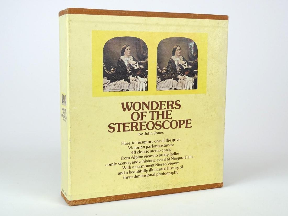 Stereoscope Book