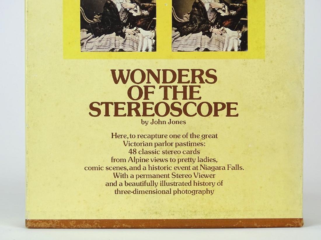Stereoscope Book - 2