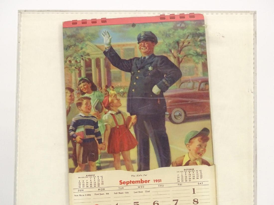 1951 Calendar - 2