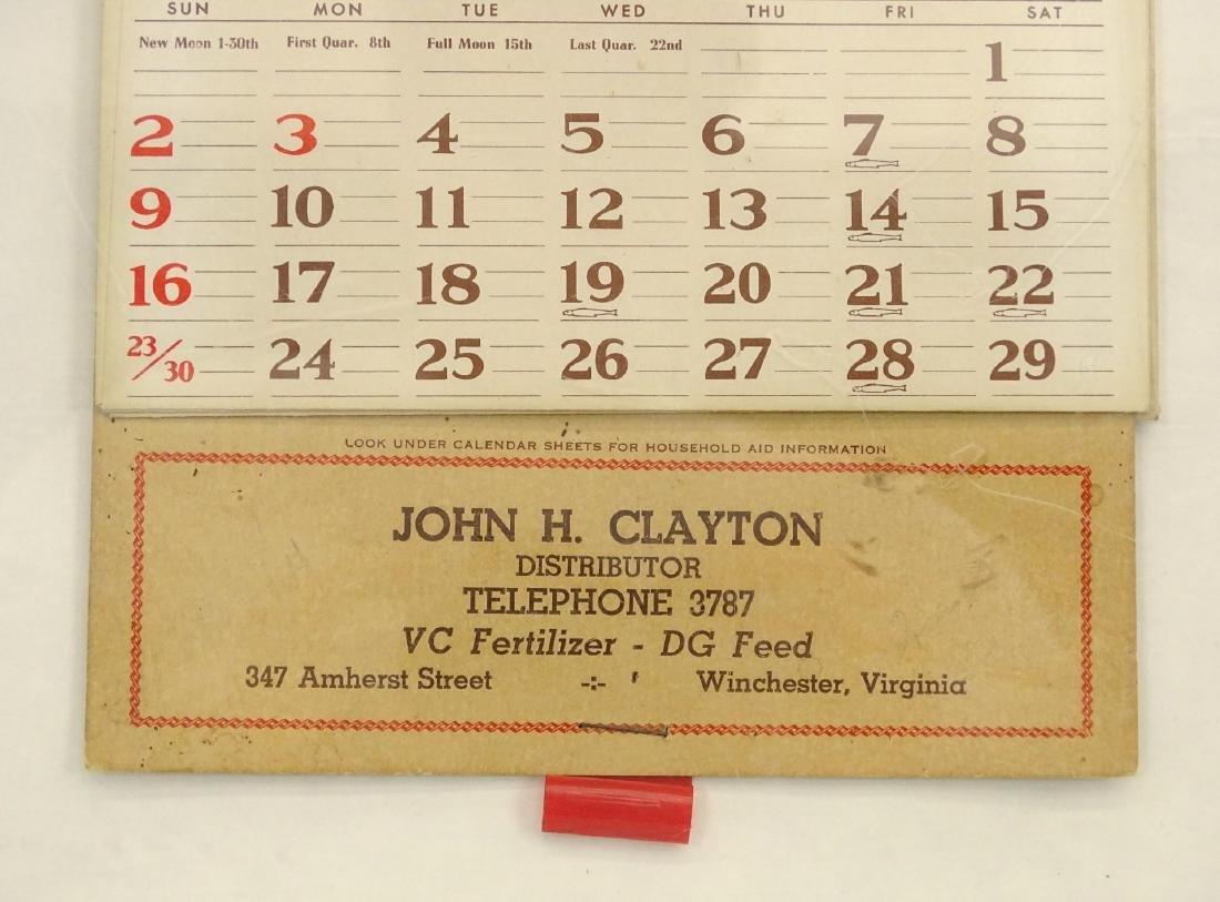 1951 Calendar - 4