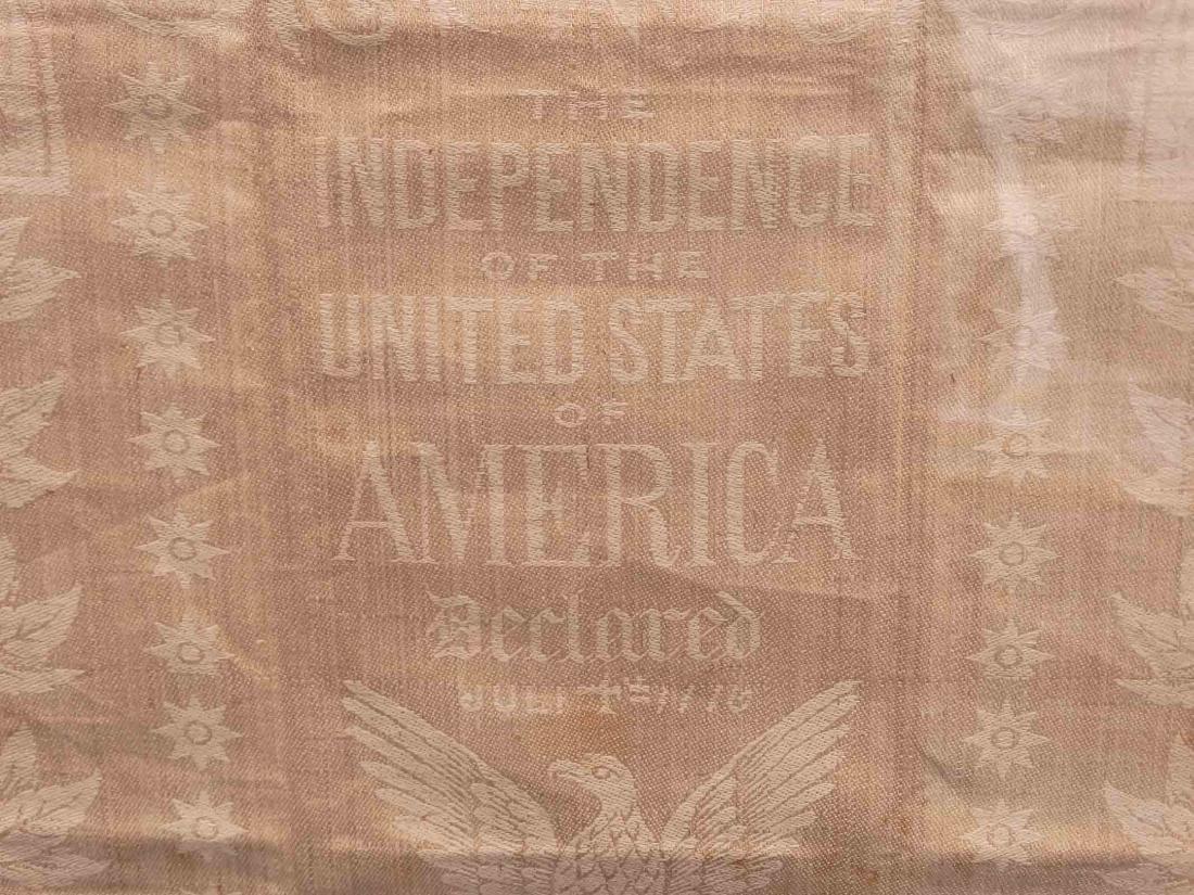 George Washington Centennial Cloth - 2