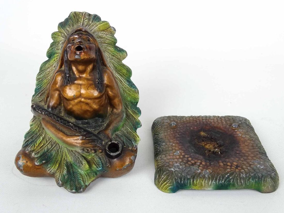 Figural Ashtray & Incense Burners - 10