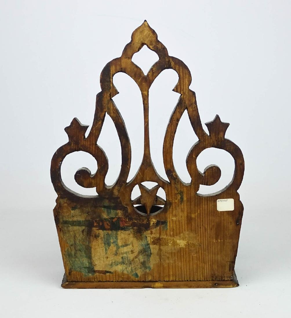 19th c. Wall Box - 3