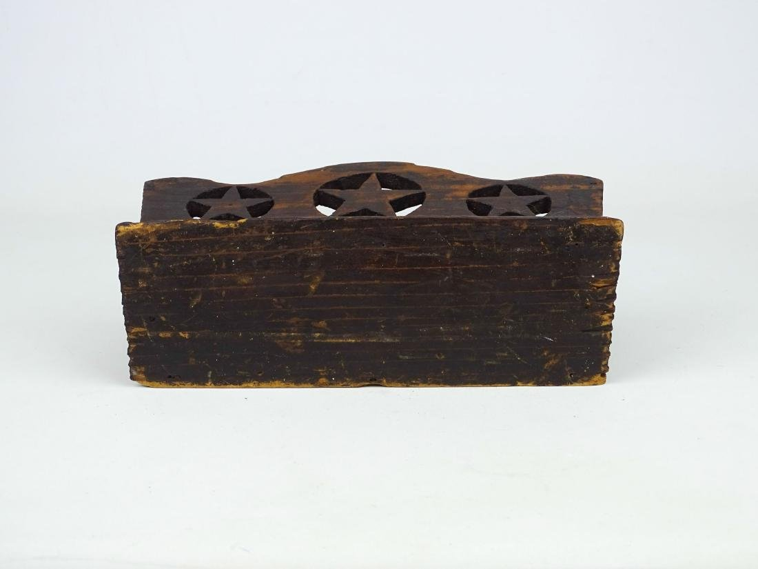 19th c. Wall Box - 5