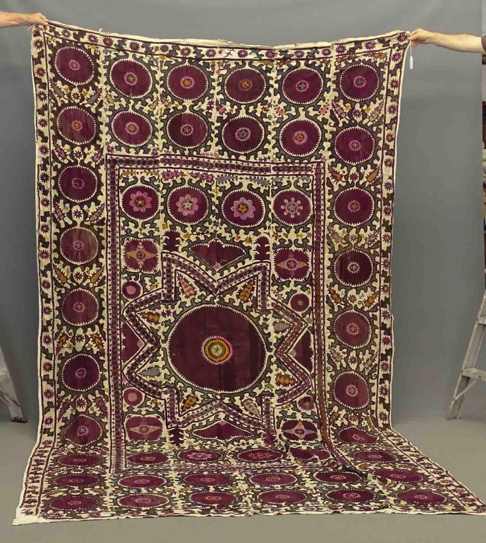 Suzani Uzbekistan Textile