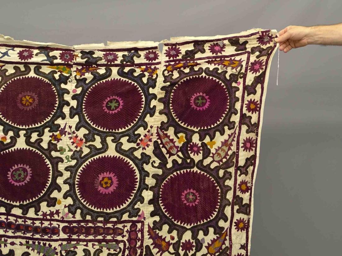Suzani Uzbekistan Textile - 2
