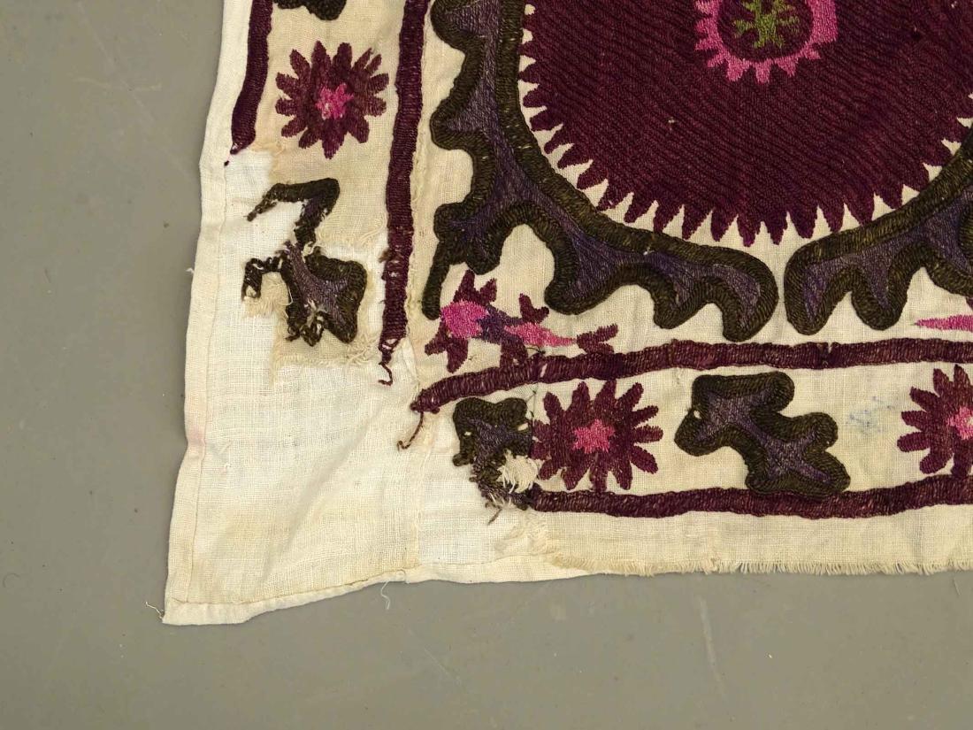 Suzani Uzbekistan Textile - 3