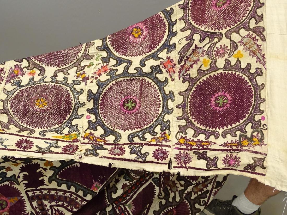 Suzani Uzbekistan Textile - 6