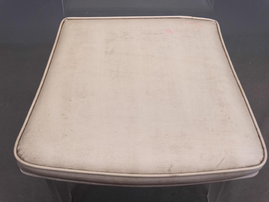 Lucite Chair - 2