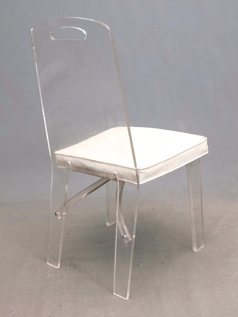 Lucite Chair - 3
