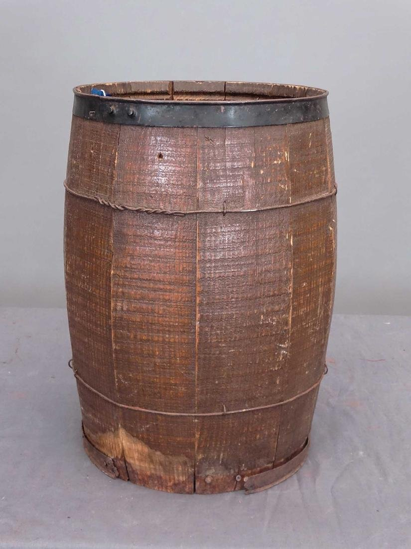 Painted Barrel - 2