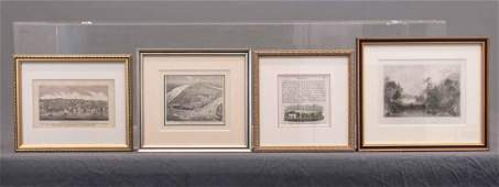 Early Framed Prints