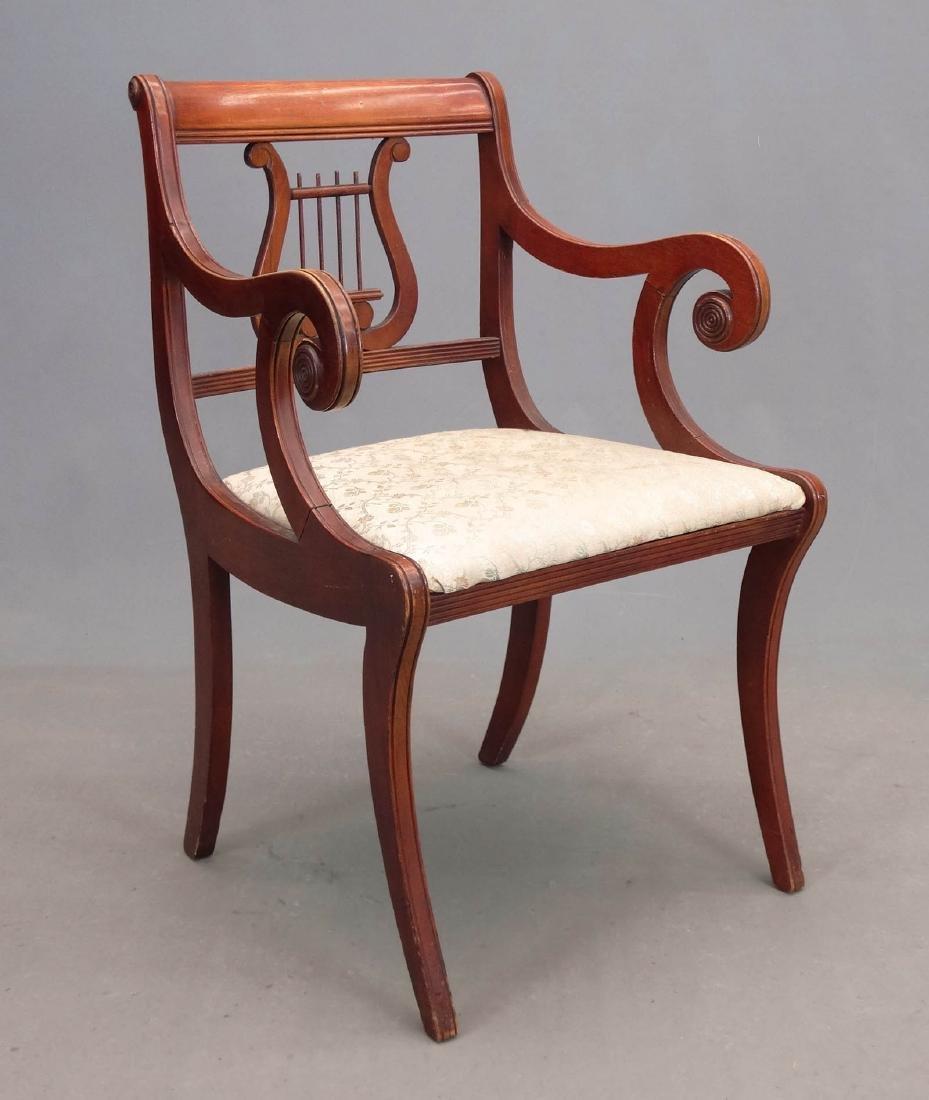 Classical Style Armchair