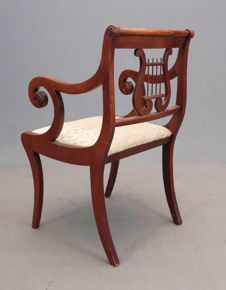 Classical Style Armchair - 2