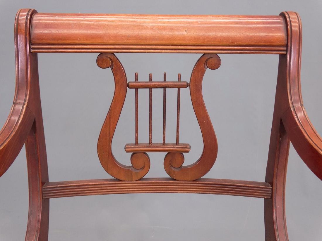 Classical Style Armchair - 3